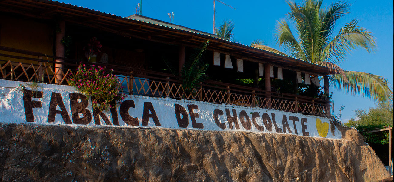 The best handmade chocolate factory